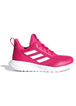 Różowe buty dziecięce adidas, wyprzedaż, wiosna 2020 w Domodi