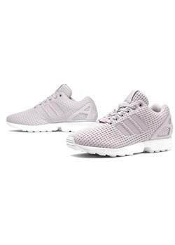 Buty sportowe damskie Adidas zx na płaskiej podeszwie gładkie