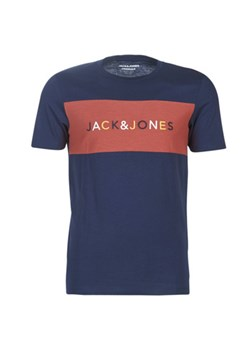 T-shirt męski Jack & Jones - Spartoo