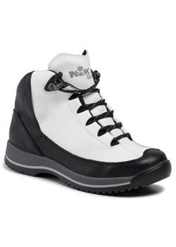 Buty trekkingowe damskie białe Salomon w Domodi