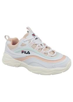 Buty sportowe damskie Asics sneakersy w stylu młodzieżowym sznurowane gładkie płaskie
