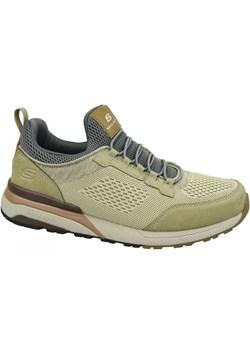 Zielone buty męskie skechers, wiosna 2020 w Domodi