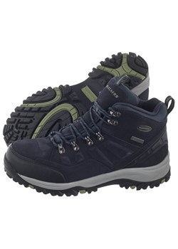 Salomon X ULTRA 3 MID GTX Buty trekkingowe navy blazerindigo buntingpearl blue