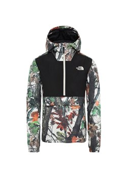 Kurtka sportowa The North Face w nadruki