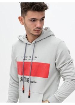 Bluza męska Levi's na jesień z poliestru młodzieżowa w Domodi