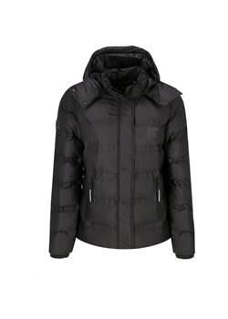 Czarne kurtki damskie superdry, wiosna 2020 w Domodi