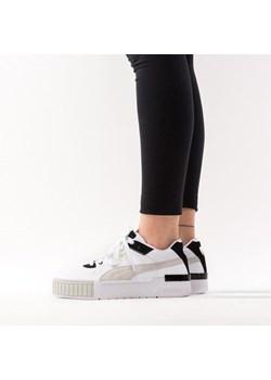 Czarne sneakersy damskie Adidas bez wzorów