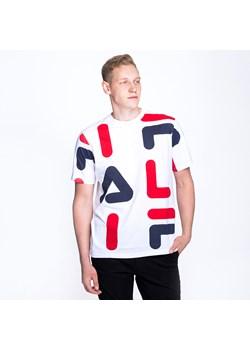 Biała koszulka sportowa Fila