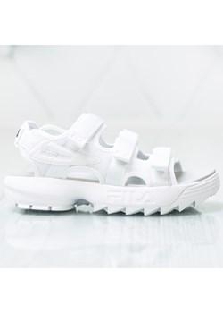 Buty damskie fila rzepy, wiosna 2020 w Domodi