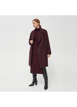 Czerwone płaszcze oversize damskie, wiosna 2020 w Domodi