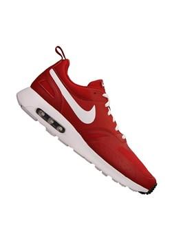 Czerwone buty sportowe męskie nike air max vision, zima 2020