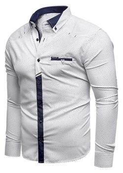 M L XL XXL koszula EGO MAN dopasowana 69 zł w Koszule Szafa.pl