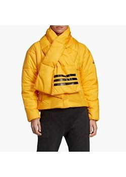 Kurtka męska adidas Big Baffle Jacket DZ1431 | ŻÓŁTY | kup