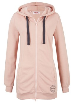 bluza damska jasno rózowa rozpinana
