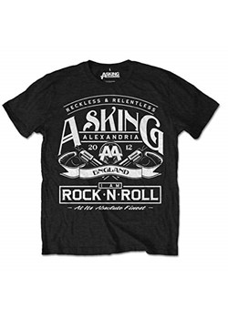 T-shirt męski Asking Alexandria - Amazon