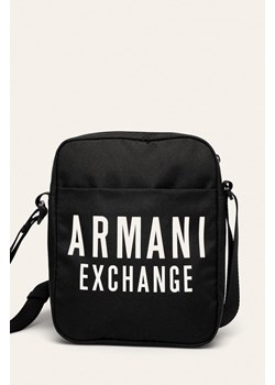 Saszetka Armani Exchange - ANSWEAR.com