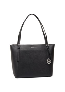 Shopper bag Michael Kors na ramię matowa duża