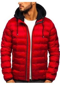 Czerwone kurtki męskie prochnik, wyprzedaż, zima 2020 w Domodi