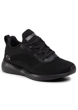 Buty sportowe damskie Skechers czarne wiązane