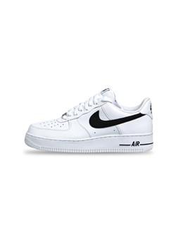 Buty sportowe męskie Nike air force na wiosnę sznurowane