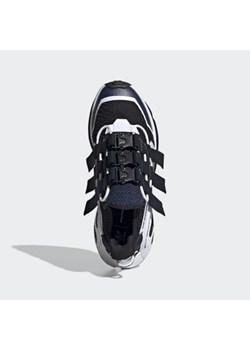 Buty sportowe męskie adidas klamry, wiosna 2020 w Domodi