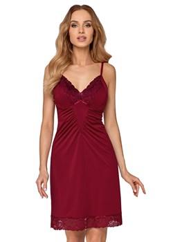 Koszula nocna Rossana pudrowa | Sukienka elegancka, Koszula