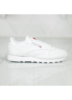 Białe buty dziecięce reebok w wyprzedaży, wiosna 2020 w Domodi