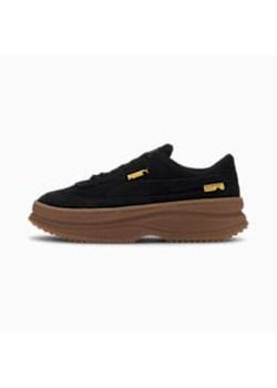Buty sportowe damskie Puma dla biegaczy czarne z gumy