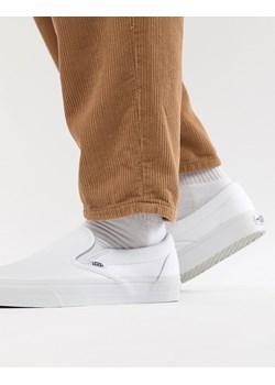 Białe buty męskie vans, wiosna 2020 w Domodi
