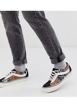 Buty sportowe za kostkę Vans Winston Hi dla chłopców, kolor