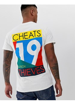T-shirt męski Cheats & Thieves