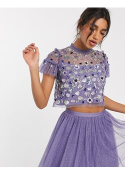 Bluzka damska Needle & Thread - Asos Poland