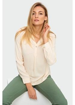 Koszula damska Mohito z bawełny w Domodi  jjjX4