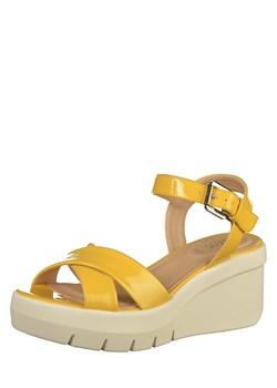 geox sandały damskie yellow