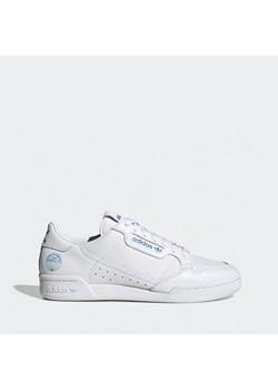 Buty sportowe damskie Adidas Originals sznurowane gadkie