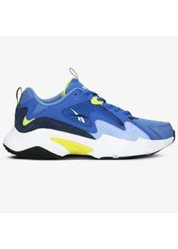 Niebieskie buty sportowe męskie reebok, wiosna 2020 w Domodi