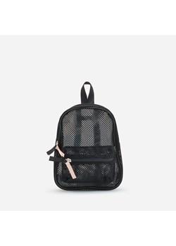 Czarne plecaki damskie reserved, wiosna 2020 w Domodi