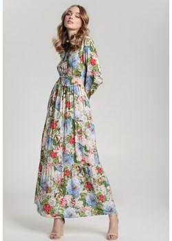 Sukienki długie maxi, wiosna 2020 w Domodi