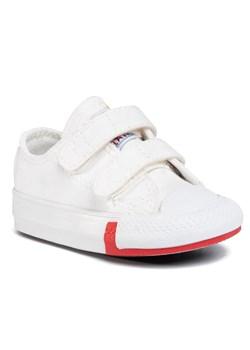 Buty dziecięce converse rzepy, wiosna 2020 w Domodi