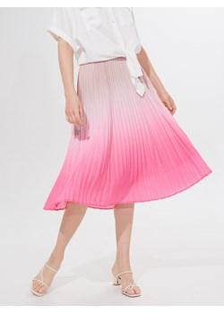 Rozkloszowana spódnica ze zdobieniem w talii celebration