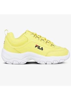 Żółte buty damskie fila, wiosna 2020 w Domodi
