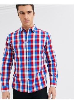 Fioletowe koszule męskie wrangler, lato 2020 w Domodi