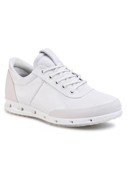 Buty sportowe damskie Ecco bez wzorów na platformie
