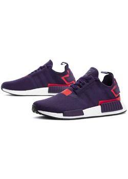 Fioletowe buty sportowe damskie adidas nmd, lato 2020 w Domodi