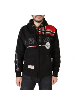 Bluza męska Geographical Norway gładka