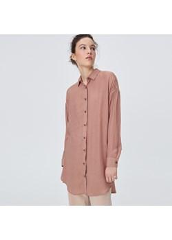 Różowe koszule damskie sinsay, lato 2020 w Domodi  ftee9