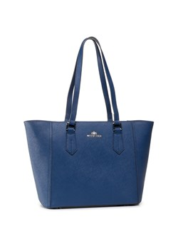 Shopper bag niebieska