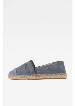 Espadryle damskie G-Star Raw - ANSWEAR.com
