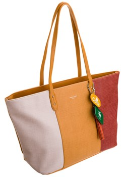 Shopper bag David Jones wielokolorowa