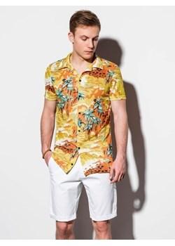 Koszule męskie ombre, lato 2020 w Domodi  Qp7UM